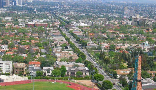 ロサンゼルスのチカーノパワー