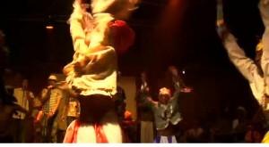 アフロキューバンダンス・ルンバ