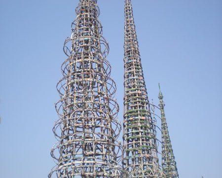 wattstowers ワッツタワー