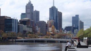 オーストラリ・アメルボルン Melbourne, Australia