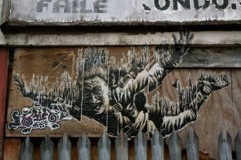 Woodblock Graffiti (ウッドブロック・グラフィティ)