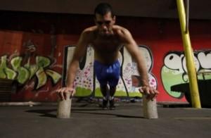 ストリートボクシングトレーニング2