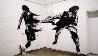 ニューヨークで活躍するストリートアーティスト WK interact