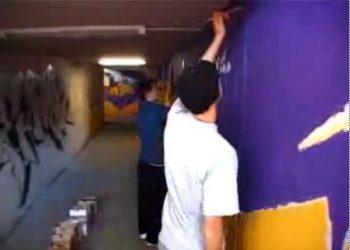 グラフィティ(graffitti)