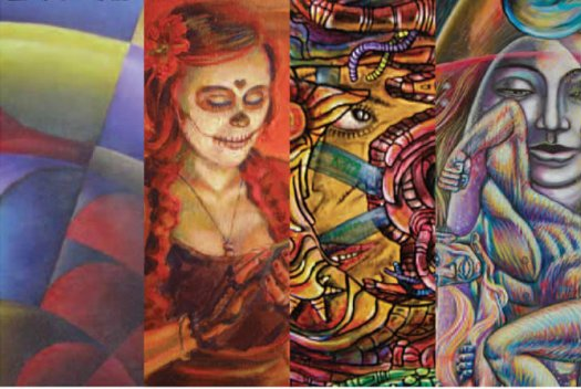 David Botello chicano art
