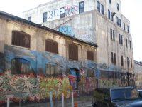 L.A graffitti