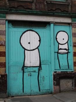 London Street Art - Stik