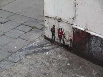 Pablo Delgado - London Street Art 2