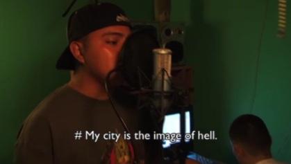 ghetto rap message