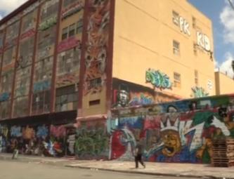 5Pointz in Queens