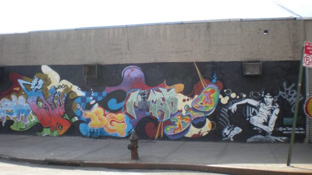 Tats Cru (タッツ・クルー) グラフィティ in New York