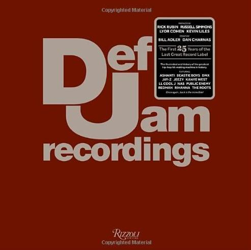Def Jam Recordings(デフジャム・レコーディングス)の25年間