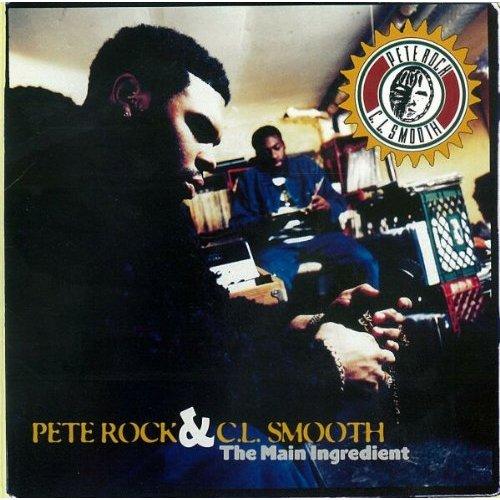 トラックメーカー・サウンドプロデューサー Pete rock(ピート・ロック)