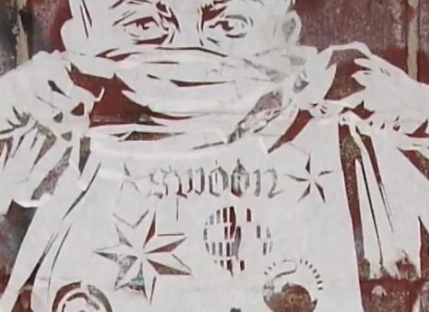 ストリートアーティスト・Swoon(スゥーン)