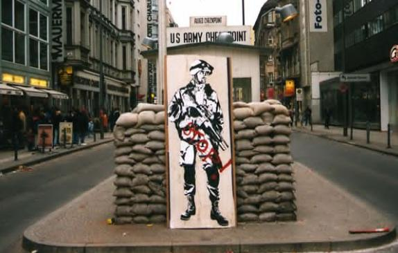 ステンシル系ストリートアートのキング:Blek Le Rat(ブレック・ル・ラット)