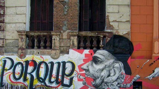 Claudio Ethos street art