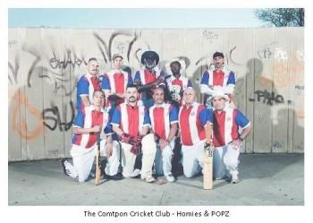 Compton Cricket club member