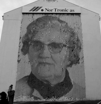 Sten & Lex street art