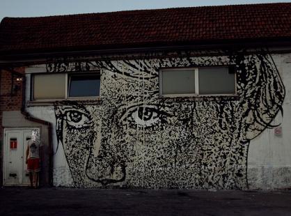 ストリートアーティスト紹介・Sten & Lex:イタリアで花開くストリートアート