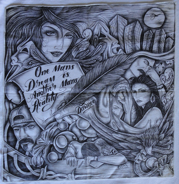 パニョス(paños art)が出来た背景と歴史
