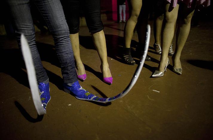 ストリート発・メキシコの尖がりブーツムーブメント:Botas Picudas Mexicanas