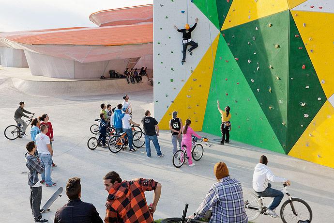 スペインの若者の夢工場:Factoria Joven