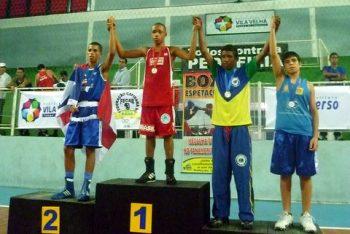 Luta Pela Paz - Boxing Champion