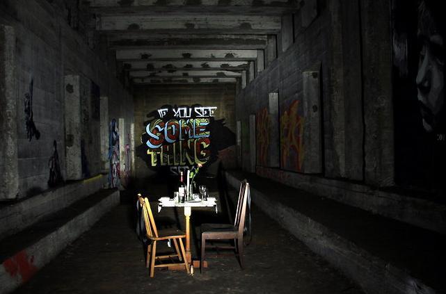 ニューヨークのシークレット・ストリートアートギャラリーUnderbelly Project(アンダーベリー・プロジェクト)