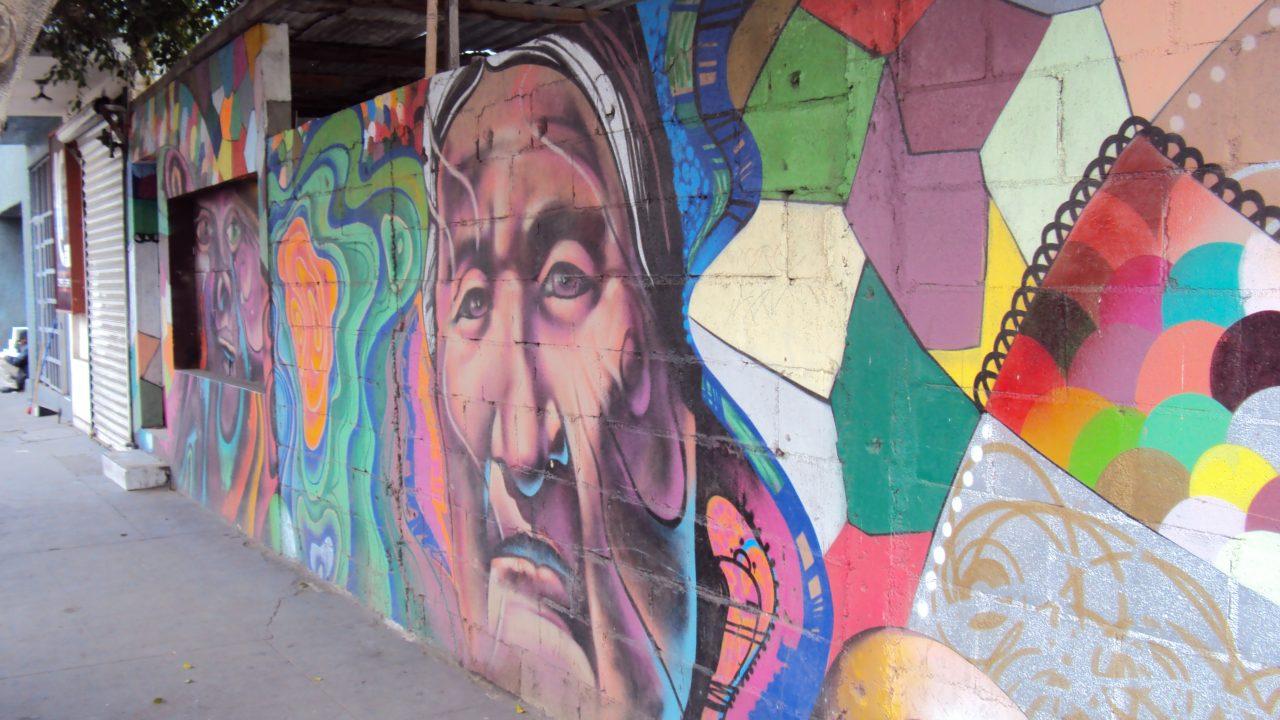 Chor Boogie street art
