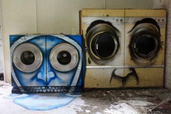 Ghost Village Project Art