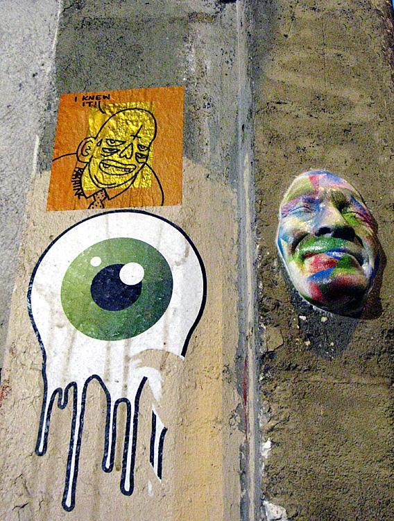 パリのストリートアートを彩るアーティスト・Gregos(グレゴス)
