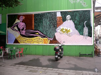 Michael De Feo, Associate Le MUR, Paris 2007