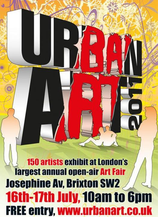 Urban Art Festival 2011