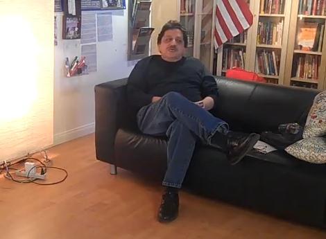 チカーノアートコミュニティーの代表:Tomas Benitez(トーマス・ベニーテズ)について