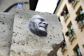 パリのストリートアーティスト・Gregos(グレゴス)