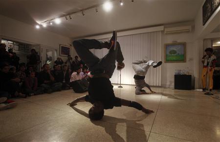 FEW Collectiveのダンサー(Reuters)