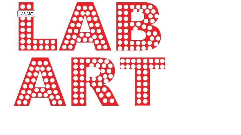 アメリカの最大ストリートアート美術館:Lab Artロサンゼルス