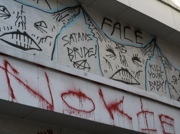 Neckface ネックフェイス、渋谷、東京
