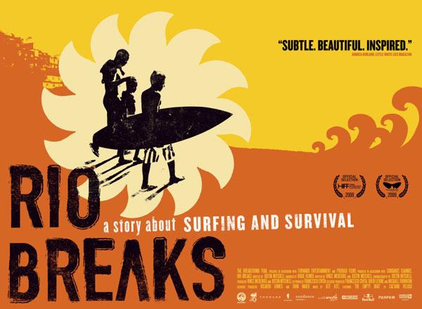 Rio Breaks (リオ・ブレイクス):ブラジルのサーフィンドキュメンタリー