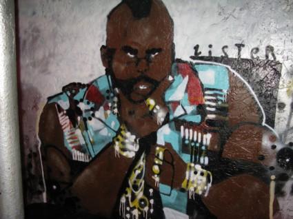オーストラリア人のストリートアーティスト:Anthony Lister(アンソニー・リスター)