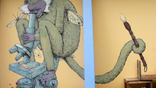 Liqen - Monkey (mymodernmet.com)