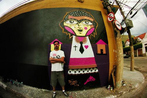 アーティストインタビュー:ブラジル人アーティストのBruno Dias (ブルーノ・ディアス)