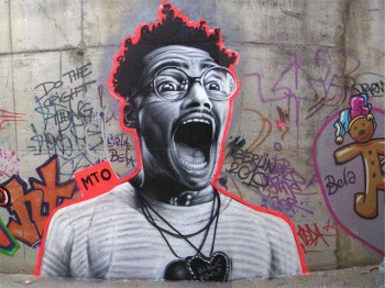 MTO ストリートアート