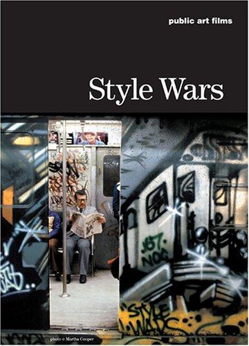 グラフィティドキュメンタリー映画:Style Wars(スタイル・ウォーズ)1983年のニューヨークストリートカルチャー映画
