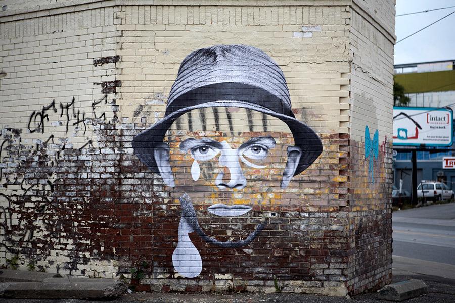 カナダ出身のストリートアーティスト:Fauxreel(フォーリアル)