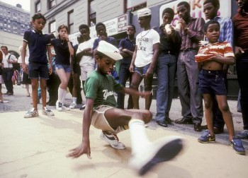 マーサ・クーパーのストリートカルチャー写真