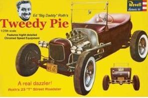 ed roth model car kit