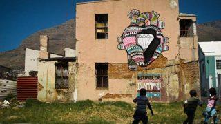 スペインのストリートアート:Boa Mistura(ボア・ミストゥーラ)