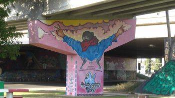 chicano park (チカーノパーク・ミューラル)