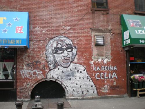スパニッシュ・ハーレムのストリートアーティスト:ジェイムズ・デラヴェガ(James De La Vega)